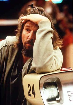 The Big Lebowski Dude