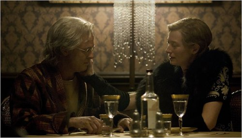 The Curious Case of Benjamin Button Brad & Tilda