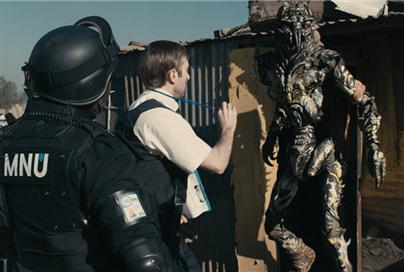 District 9 Eviction